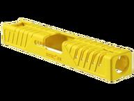 Фото полимерная накладка на затвор glock 19