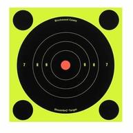 Фото Мишень бумажная birchwood shoot•n•c® bull's-eye target 200мм 30шт