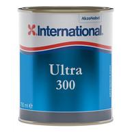 Фото покрытие необрастающее ultra 300 темно серый 0.75l