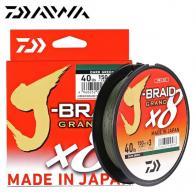 Фото Леска плетеная daiwa j-braid grand x8 150м 0.24мм светло-серый