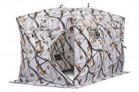 Фото Зимняя палатка куб higashi double winter camo comfort pro трехслойная