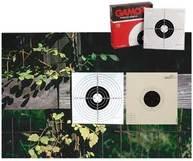 Фото мишени бумажные gamo dianas черно-белые 100 шт.
