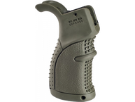 Фото рукоятка пистолетная для m4/ar15/m16 fab defense agr-43 зеленая