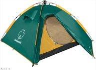 Фото палатка автомат greenell клер 3 v2