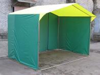 Фото Палатка торговая Митек Домик 2,0х2,0 (труба d - 25 мм) (2 места)