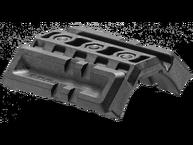 Фото двойная полимерная планка пикатинни для m16/m4/ar15