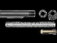 Фото буферная трубка с буфером отдачи для m4/m16/ar15