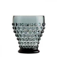 Фото стаканы lux, изумрудные, 9х11 см, 6 шт