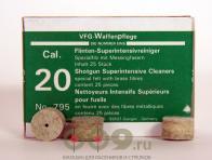 Фото тампон фетровый vfg кал.20 super (25шт)