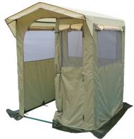 Фото палатка-кухня митек комфорт 2х2 (2 места)