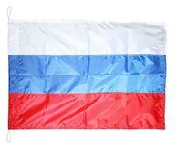 Фото флаг россии, шитый, 20х30 см