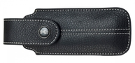 Фото Чехол opinel chick black leather