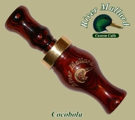 Фото Манок духовой river mallard calls cocobolo single reed (Утка)