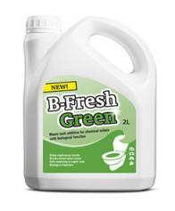 Фото туалетная жидкость b-fresh green 2л