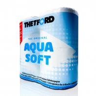 Фото туалетная бумага для биотуалетов thetford aqua soft 4 рулона