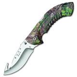 Фото нож складной buck omni hunter 12pt cat.7497