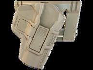 Фото кобура m24 с кнопкой на ремень для макарова