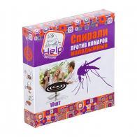 Фото спирали help от комаров 10 шт 80230