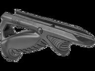 Фото рукоятка эргономичная наклонная fab defense ptk черная
