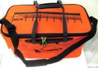 Фото сумка рыболова swd (п/э 1мм,50х25х30см) 0043450