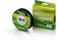 Фото Леска плетеная allvega bullit braid 270м 0,26мм (18,6кг) темно-зеленая