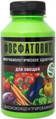Фото Биоудобрение Фосфатовит для овощей Ф10432