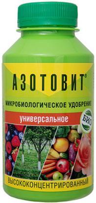 Фото Биоудобрение Азотовит универсальное удобрение для комнатных и садовых растений А10258