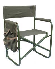 Фото кресло складное митек люкс с органайзером, модель 01
