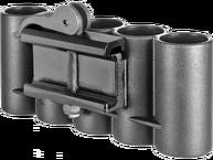 Фото патронташ быстросъемный на планку пикатинни для 12 калибра fab defense sh-5 (5 патронов)