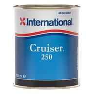 Фото покрытие необрастающее cruiser 250 красный 2.5l