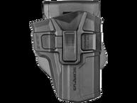 Фото Кобура поворотная с кнопкой для sig sauer p226 fab defense
