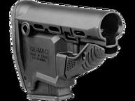 Фото Приклад survival с магазином на 10 патронов для m4 fab defense gl-mag