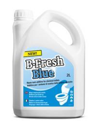 Фото Туалетная жидкость b-fresh blue 2л