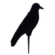Фото Чучело подсадное tanglefree crow ворона черная