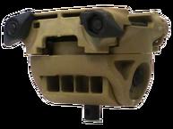 Фото адаптер для сошек fab defense h-pod бежевый