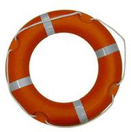 Фото Круг спасательный с сертификатом РРР (речной)
