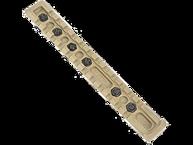 Фото полимерная планка пикатинни для m16/m4/ar15
