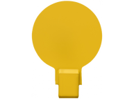 Фото мишень fab defense target board 200 мм желтая