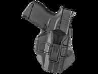 Фото кобура поворотная с кнопкой для glock 43
