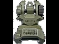 Фото целик на планку пикатинни fab defense rbs зеленый
