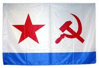 Фото флаг  вмф, 15х22 см