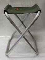 Фото стул алюминиевый woodland compact alu atm-02