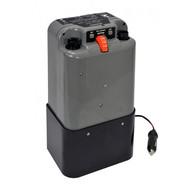 Фото Насос электрический воздушный bst 800 на аккумуляторной батарее