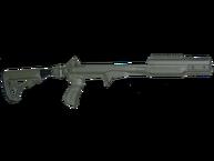 Фото Ложе с рукояткой, прикладом gl-core и амортизирующей трубкой для СКС