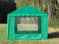 Фото Стенка с окном 2,5х2,0 (к шатру Митек 2,5х2,5 и 5х2,5)