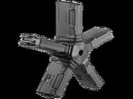 Фото комплект сменных магазинов на 10 патронов для m16 / m4 / ar15 fab defense ultimag 10r 5,56x45