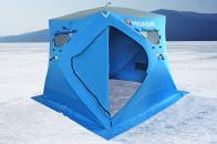 Фото Зимняя палатка куб higashi pyramid pro трехслойная