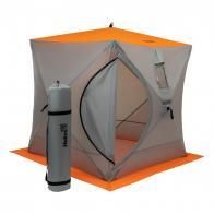 Фото Палатка для зимней рыбалки helios Куб 1,8х1,8 (hs-isc-180olg)