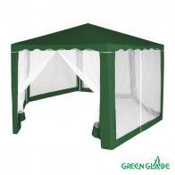 Фото садовый тент шатер green glade 1003