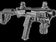 Фото преобразователь пистолета glock 17/19 kpos g2d, 9 мм